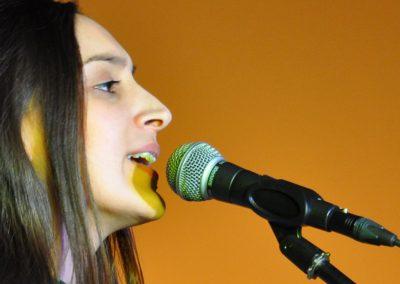 06.Sonjas Cosmos, Sängerin und Songwriterin