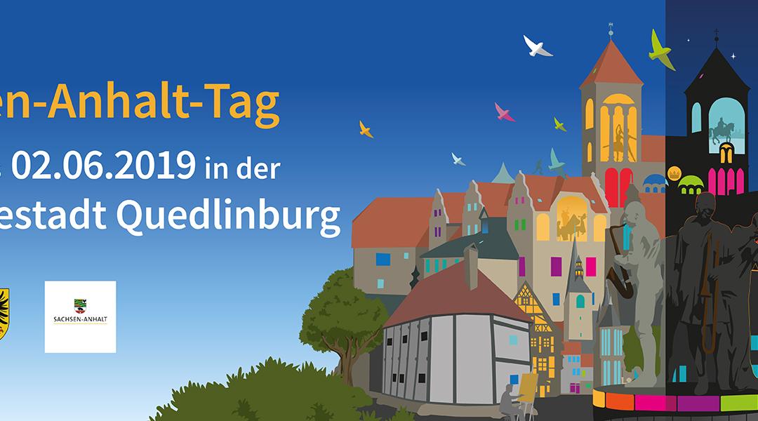 Teilnahme am Sachsen-Anhalt Tag